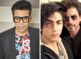 20 Years of Kuch Kuch Hota Hai: Karan Johar revealed that Shah Rukh Khan's son Aryan Khan was born two days after they completed 'Koi Mil Gaya' song shoot