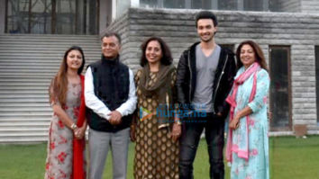 Aayush Sharma and family visit his new bungalow in Himachal Pradesh