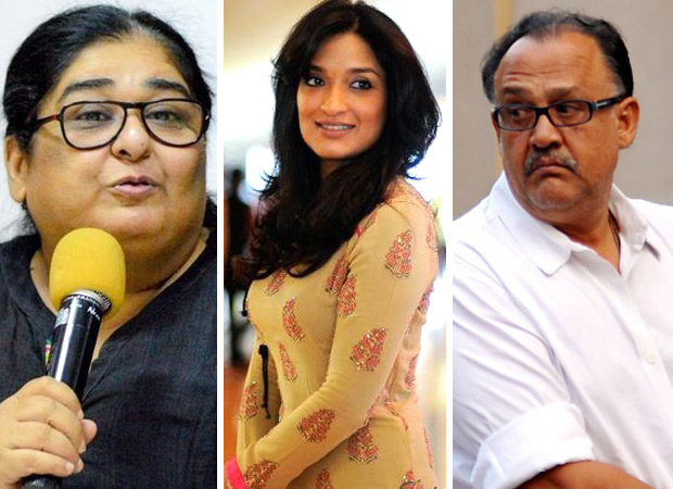 After Vinta Nanda, Sandhya Mridul accuses Alok Nath of sexual harassment during a telefilm shoot