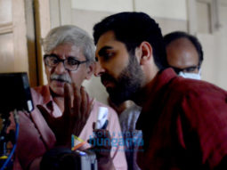 On The Sets Of The Movie AndhaDhun