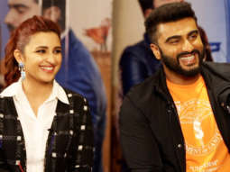 Arjun Kapoor & Parineeti Chopra RAP, talk about ONLINE CHEMISTRY & lot more Namaste England