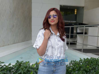 Arjun Kapoor and Parineeti Chopra snapped promoting Namaste England in Delhi