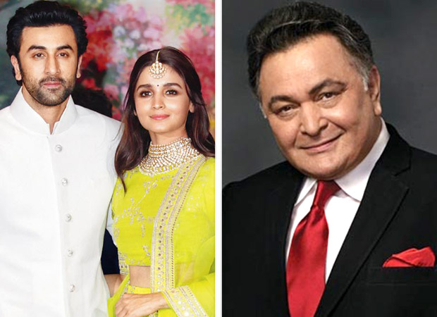 As Rishi Kapoor's treatment begins, Ranbir Kapoor and Alia Bhatt join him in New York