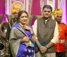 Movie Stills Of The Movie Badhaai Ho