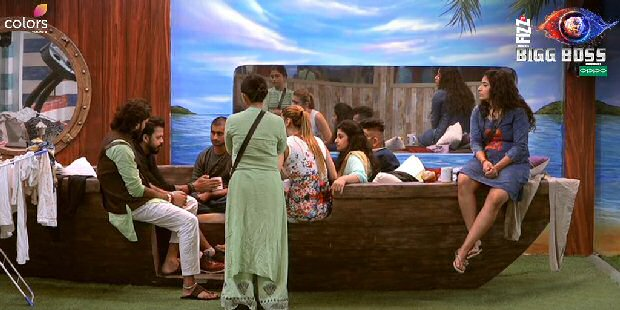 Bigg Boss 12: Anup Jalota's INSECURITY towards Jasleen-Sourabh's growing closeness criticised by inmates, Sreesanth tries to escape again