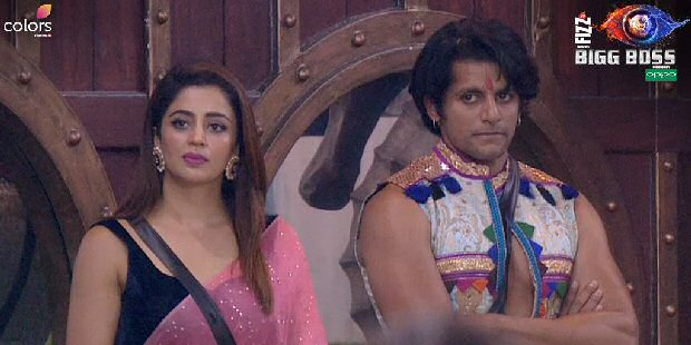 Bigg Boss 12 Weekend Ka Vaar October 14: Nehha Pendse gets EVICTED; Surbhi wins against Dipika in Sultani Akhada