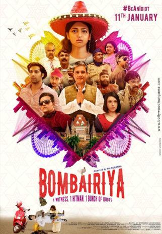 First Look Of The Movie Bombairiya