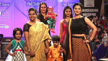 CHECK OUT India Kids Fashion Week Day 1 Part 2