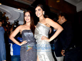 Elle Beauty Awards 2018 | Star Studded Evening | Sonakshi Sinha,Deepika Padukone
