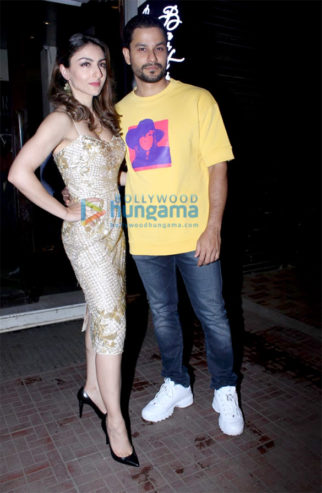 Celebs grace Soha Ali Khan's birthday bash