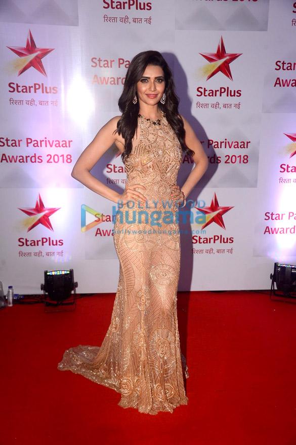 Celebs grace Star Parivaar Awards 2018