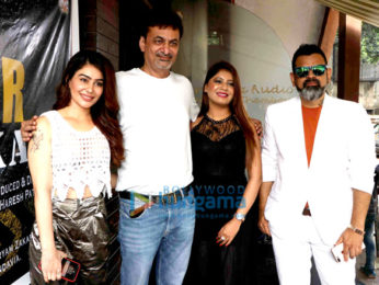 Celebs grace the Mahurat of the film Dahisar Check Naka
