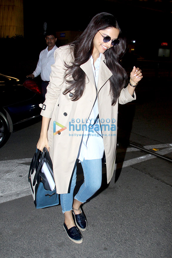 Deepika Padukone, Ranbir Kapoor, Sunny Leone and others snapped at the airport
