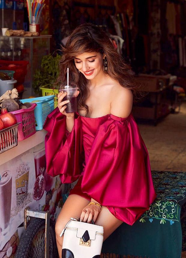 Disha Patani for Travel + Leisure magazine photoshoot (3)