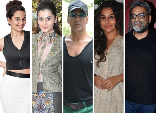 EXCLUSIVE: Sonakshi Sinha and Taapsee Pannu join Akshay Kumar and Vidya Balan in R. Balki's MANGALYAAN