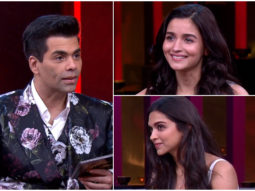 Koffee With Karan 6: Deepika Padukone covertly reveals wedding plans with Ranveer Singh, opens up about Alia Bhatt dating her ex Ranbir Kapoor