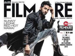 Ayushmann Khurrana On The Cover Of Filmfare, November 2018