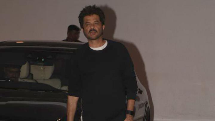 Karan Johar's Full Night Party attended by many Celebs Anil kapoor Ayan Mukerji