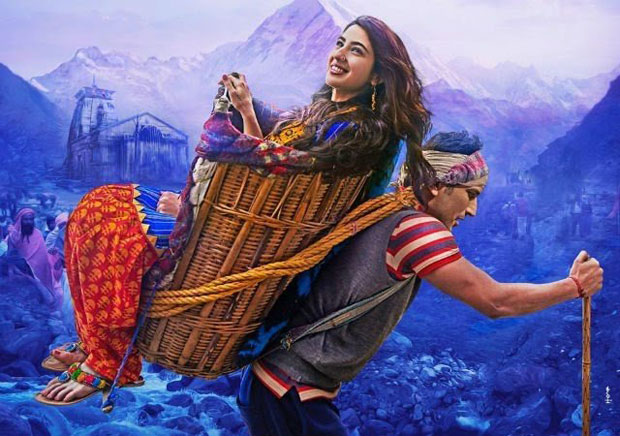 Kedarnath first poster out: Sara Ali Khan to debut on December 7, ahead of Ranveer Singh's Simmba!