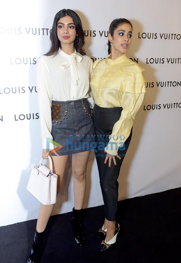 Khushi Kapoor in LV at LV Store launch in Delhi (2)