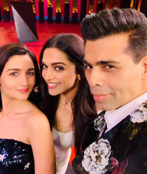 Karan Johar is going to be back on television with not one but two shows. As he returns to his judging duties with India's Got Talent, the filmmaker is also returning with the sixth season of Koffee With Karan. With just a day away from its premiere, the first episode will feature Bollywood's leading ladies Deepika Padukone and Alia Bhatt. As the fun and entertainment quotient will be the core of the premiere, Karan Johar and Deepika Padukone also shared an emotional moment with each other. According to sources, Karan will open up about his life as a father to his twins Yash Johar and Roohi Johar and how surrogacy was kept a secret for a very long time. He reportedly revealed that when he got know that he would be soon taking his babies home, Deepika Padukone had coincidentally called him at that time. As Karan was very emotional, he had a genuine conversation with her and told her about his parenthood plans. Interestingly, Karan Johar had kept his parenthood plans from his 'Bhai' Shah Rukh Khan and mom Hiroo Johar. It was only some time later when he announced it to them. But, Deepika was aware of Karan's plans and had sworn to secrecy. She had safe-gaurded the secret for months. Koffee With Karan season 6 will premiere on October 21 on Star World India.