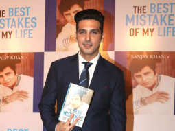 Launch of Sanjay Khan's biography - 'The Best Mistakes Of My Life' Part 1