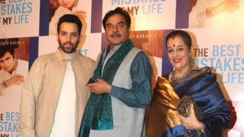 Launch of Sanjay Khan's biography - 'The Best Mistakes Of My Life' Part 2