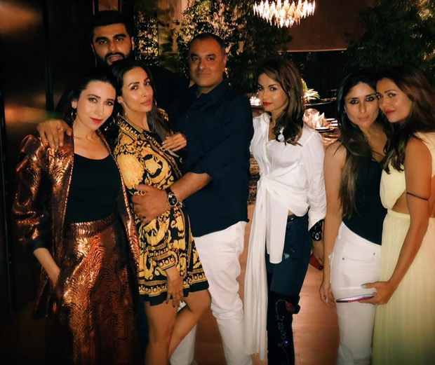 Malaika Arora Khan and Arjun Kapoor get comfortable in each other's presence; dating rumours intensify (see pics)