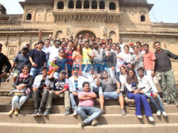 On The Sets Of The Movie Manikarnika – The Queen Of Jhansi