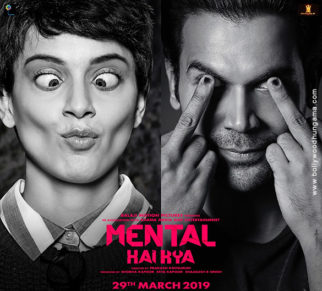 First Look Of The Movie Mental Hai Kya