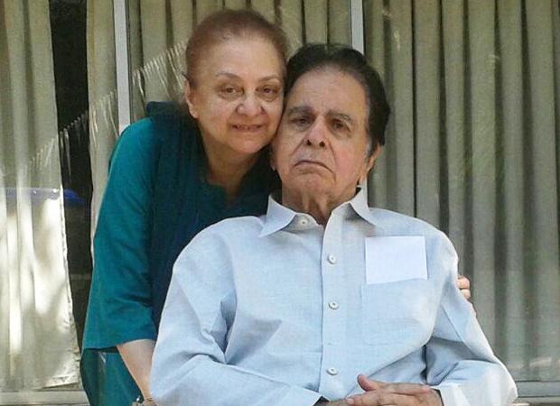 October 11: Dilip Kumar and Saira Banu's 51st wedding anniversary