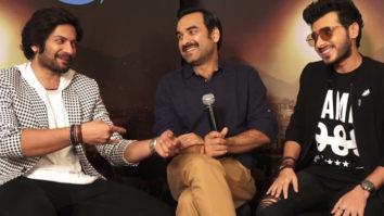 Pankaj Tripathi, Ali Fazal & Divyendu Sharma OPEN UP about their INTRIGUING characters in MIRZAPUR