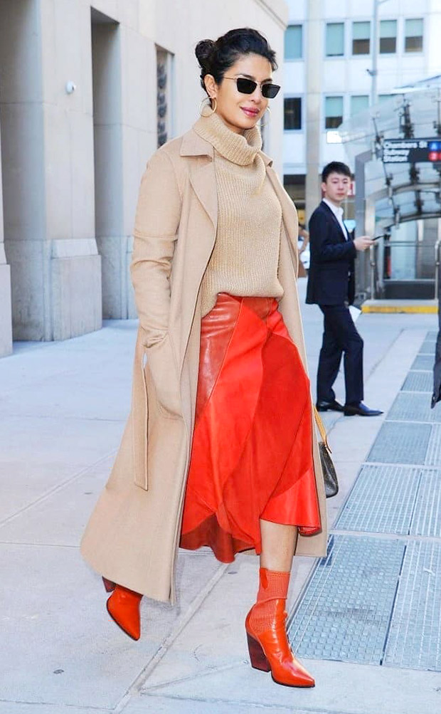 Priyanka out and about in NYC (1)