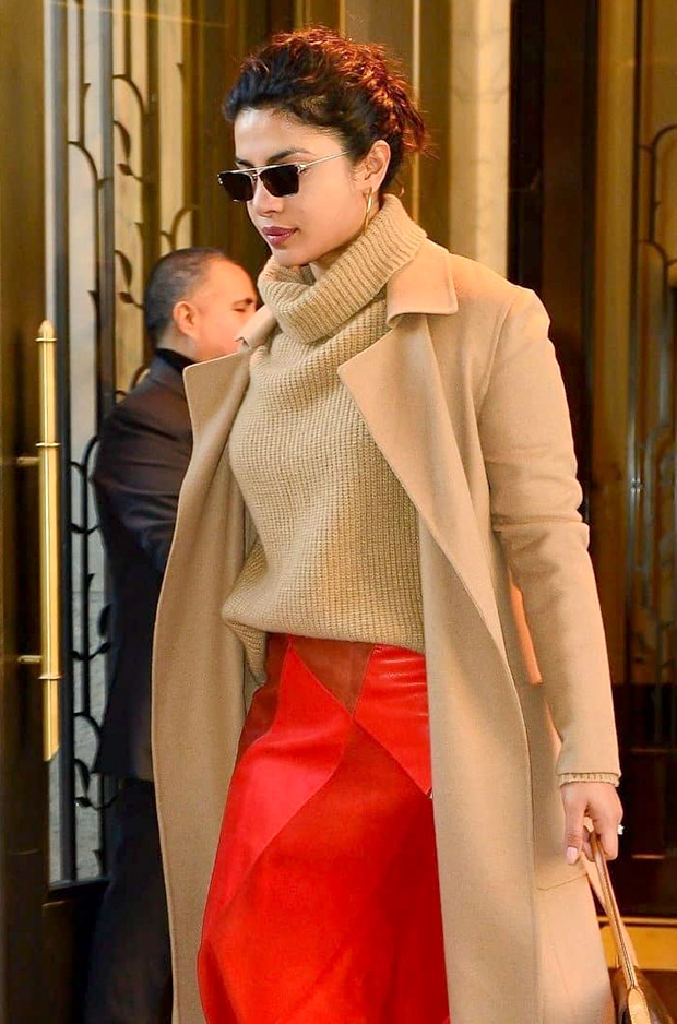 Priyanka out and about in NYC (2)