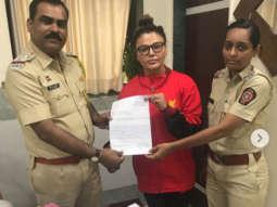Rakhi Sawant receives death threats over Tanushree Dutta – Nana Patekar issue, files an FIR