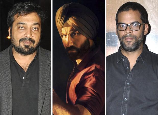 Sacred Games 2: After the #MeToo scandal and Phantom disintegration, Netflix retains Anurag Kashyap and Vikramaditya Motwane