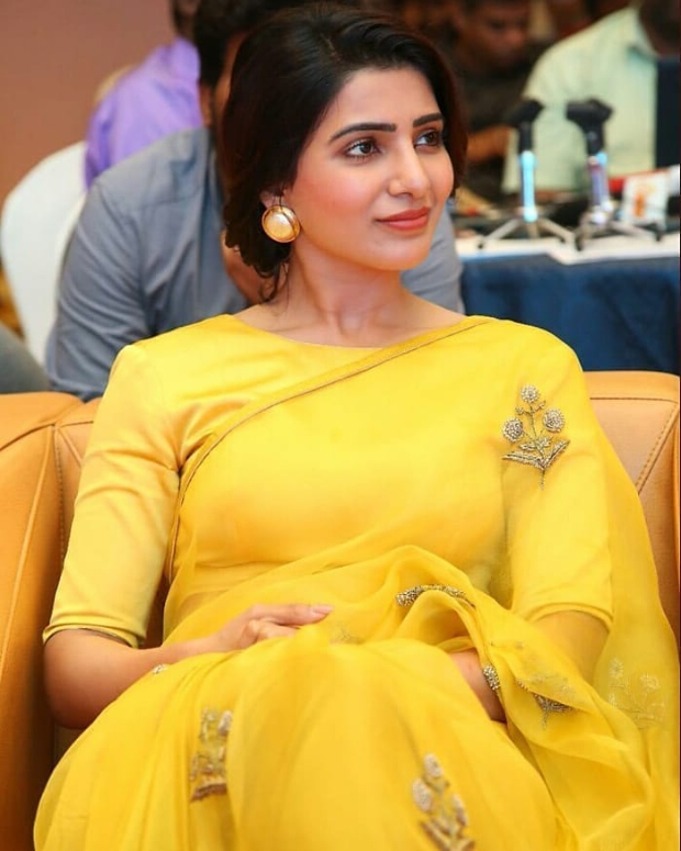 Samantha Ruth Prabhu in Raw Mango for Big C launch (1)