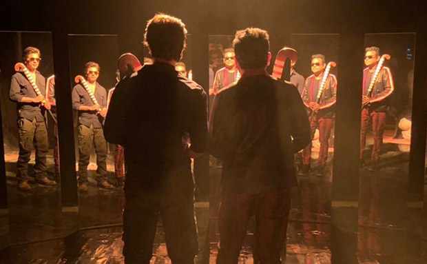 Shah Rukh Khan and AR Rahman come together for a special project