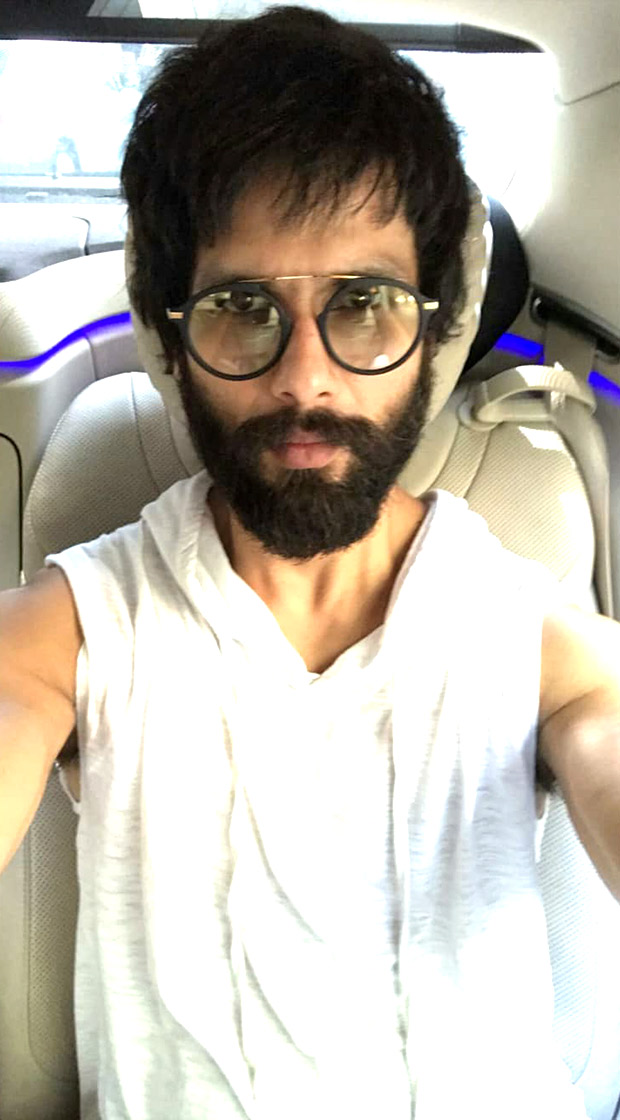 ed8879a8baf Shahid Kapoor goes UNKEMPT and sports bearded look for Arjun Reddy remake