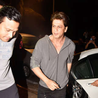 Shahrukh Khan,Karan Johar,Kiran Rao & Others at Zoya Akhtar Birhtday Bash