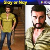 Slay or Nay - Arjun Kapoor in Diesel for Namaste England promotions (4)