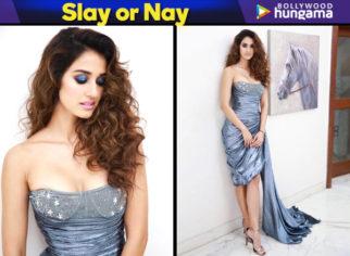 Slay or Nay -Disha Patani in Hamda Al Fahim for Elle Beauty Awards 2018