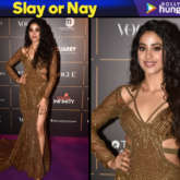 Slay or Nay -Janhvi Kapoor in Falguni and Shane Peacock for Vogue Women of the Year Awards 2018 (Featured)