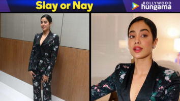 Slay or Nay - Janhvi Kapoor in Prabal Gurung for a store launch in Delhi (Featured)