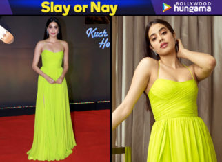 Slay or Nay -Janhvi Kapoor in Shehlaa Khan for for 20 years of Kuch Kuch Hota Hai celebrations (Featured)