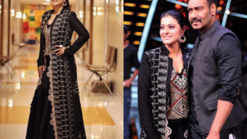 Slay or Nay - Kajol in Anamika Khanna