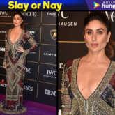 Slay or Nay - Kareena in Naeem Khan at Vogue Women of the Year Awards 2018 (Featured)