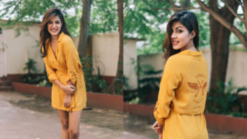 Slay or Nay - Rhea Chakraborty in Only x Harry Potter (Featured)