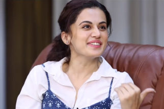 "Taapsee Pannu Interview""We are a Very DOUBLE STANDARD Society"" Manmarziyaan Talking Films"