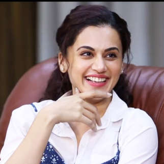 Taapsee Pannu's EPIC REACTION on her Next Film with Sujoy Ghosh Talking Films